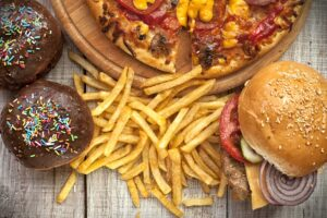 Makanan tinggi kolesterol Yang ada di dekat kita