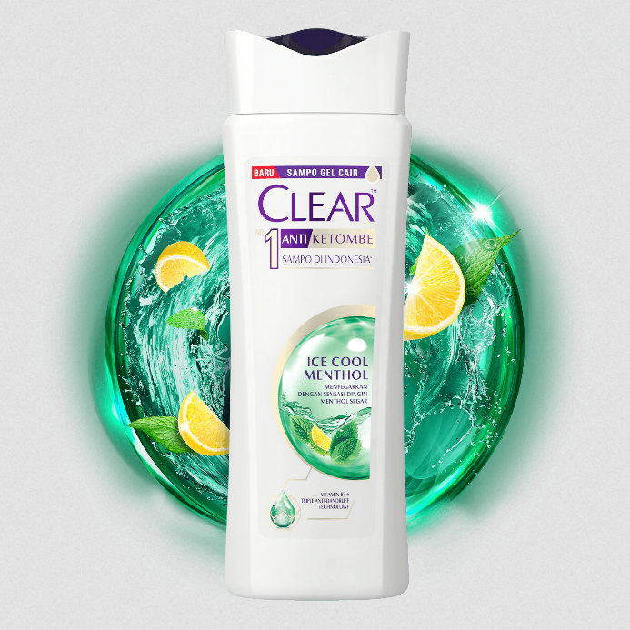 Shampo Clear Anti Ketombe Untuk Mengatasi Ketombe Bandel