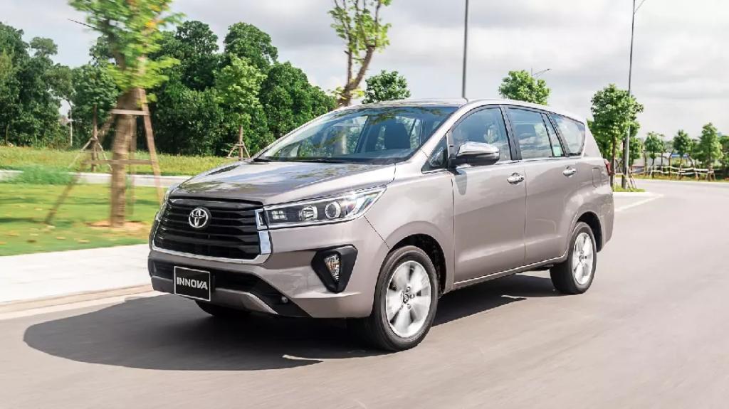 Begini Tampilan Baru Dari Toyota Innova Terbaru