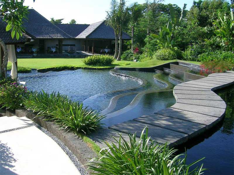 Layanan Jasa Pembuatan Taman Jawa Timur