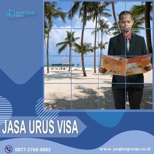 Biro Jasa Pengurusan Visa Online di Beji Depok