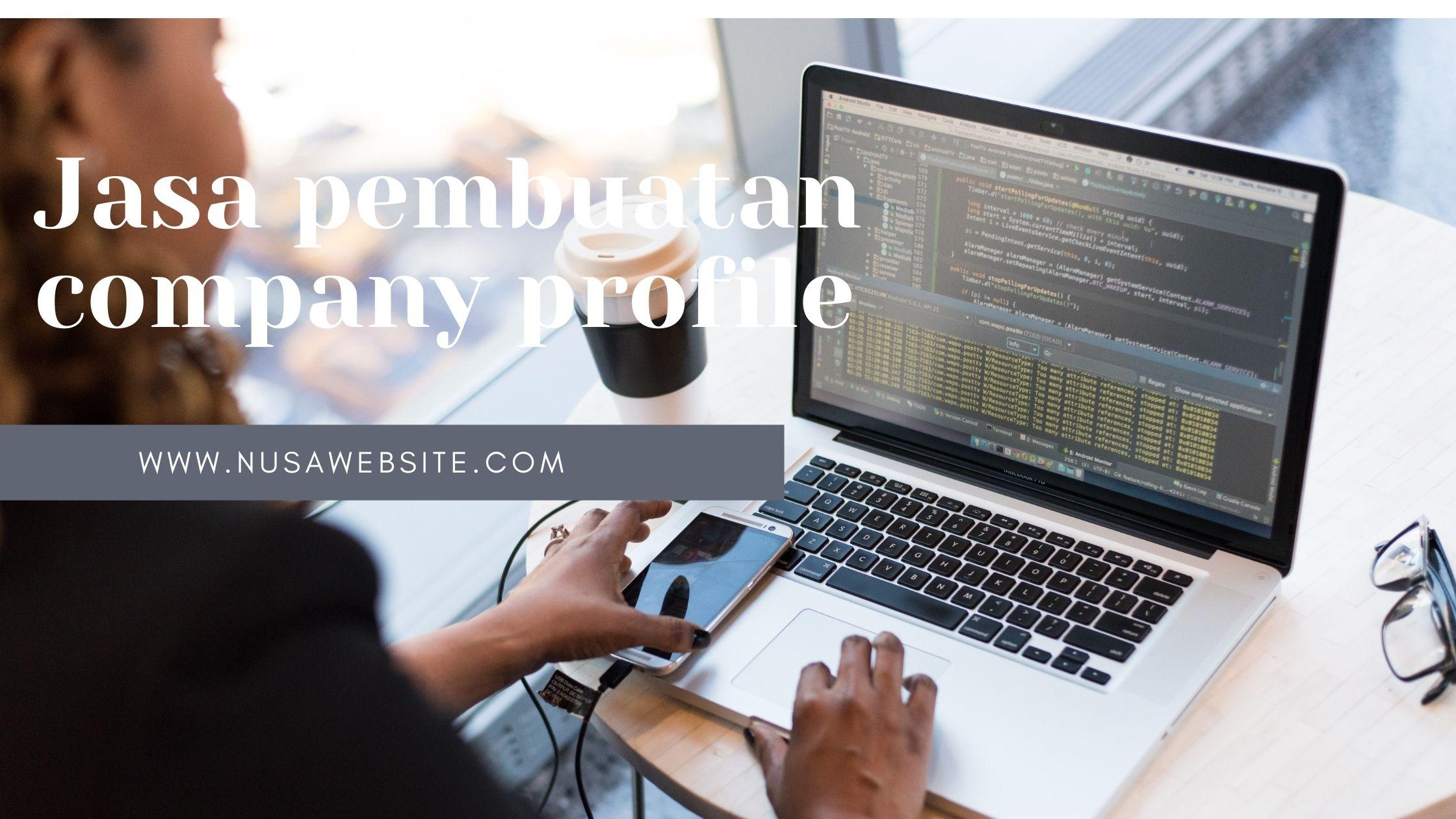 company profile freepik