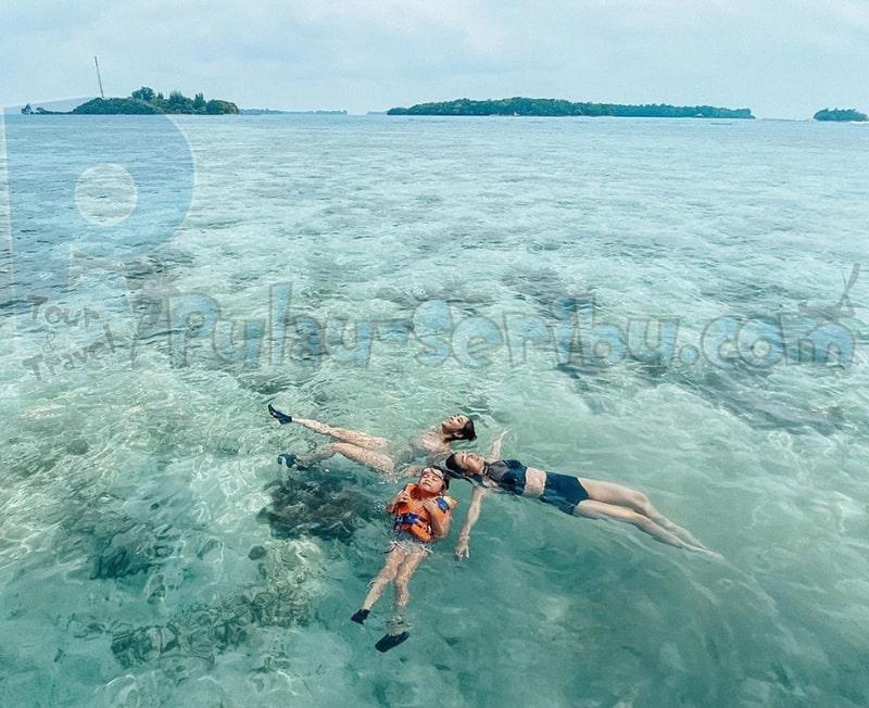 Rekreasi Kepulauan Seribu